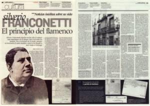 Silverio Franconetti, el principio del flamenco – Noticias inéditas sobre su vida | 18 oct 2009