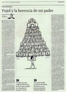 Pujol y la herencia de mi padre | El Correo de Andalucía | 25 oct 2014