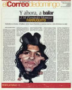 Y ahora, a bailar – Juan Manuel Fernández Montoya Farruquito | 24 ene 2010
