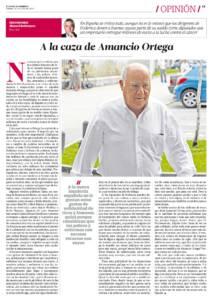 A la caza de Amancio Ortega | El Correo de Andalucía | 10 jun 2017
