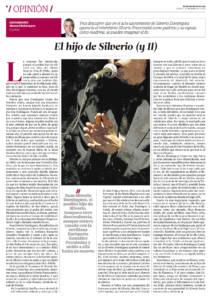 El hijo de Silverio Franconetti (2) | El Correo de Andalucía | 20 ene 2018
